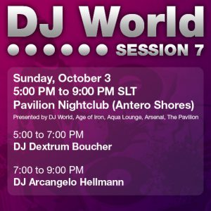 DJ World Session Nr. 7