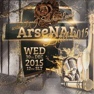 9. ArseNAL Ball 2015