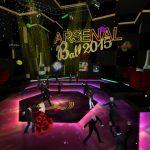 2015 ArseNAL Ball No 9