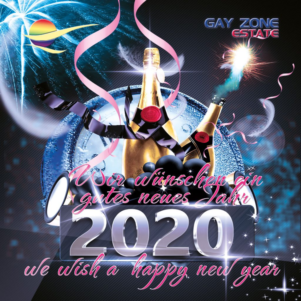 happy new year from gay zone estate