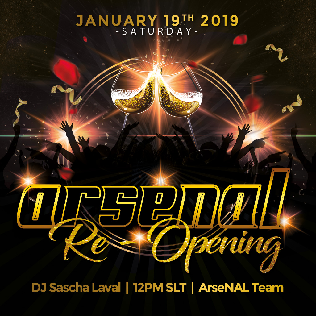 2019-01-19-ArseNAL-ReOpening